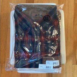 Men's Legendary Whitetails Flannel Shirt